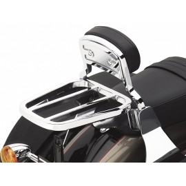 Tapered Luggage Rack - Chrome