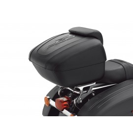Tour-Pak Luggage - CVO Road King Flamed Leather Styling