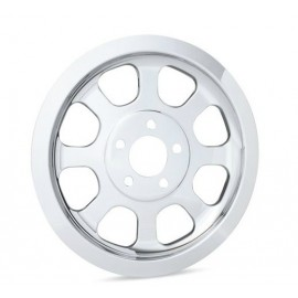 CHROME SPROCKET COVER
