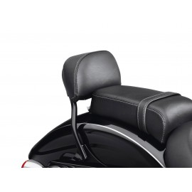 Arch support low backrest with pad Sportster