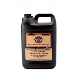 GENUINE HARLEY-DAVIDSON EXTENDED LIFE ANTIFREEZE AND COOLANT