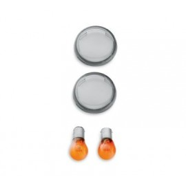 TURN SIGNAL LENS KIT - SMOKED AND CLEAR