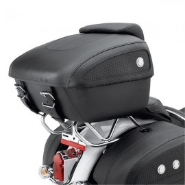 Tour-Pak Luggage - Leather Heritage Softail Classic Styling