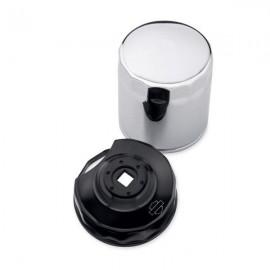 llave de filtro de aceite