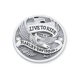 "Tapas del encendido ""Live To Ride"""