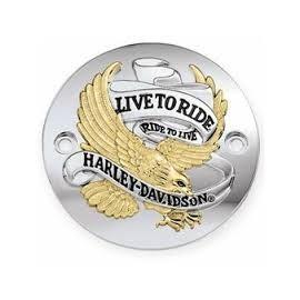 "Tapas del encendido ""Live To Ride"""