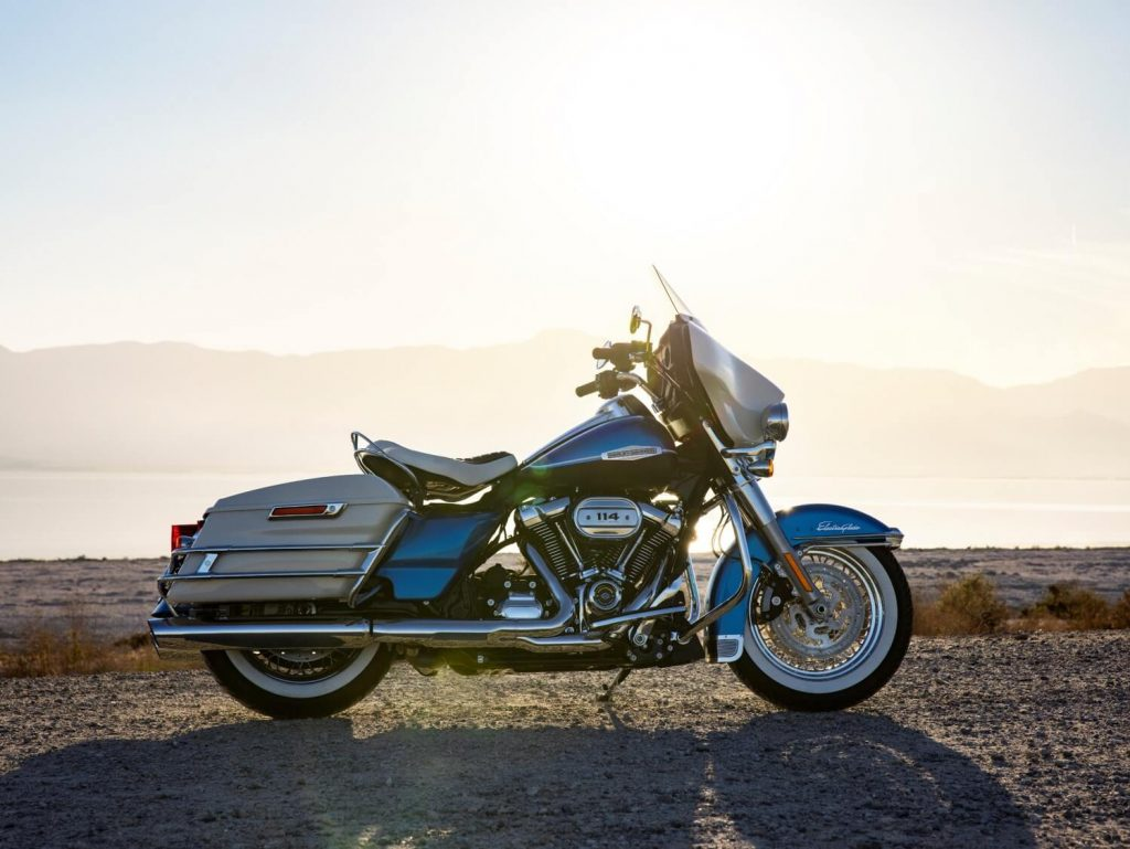 Harley Davidson Icons Collection Electra Glide Revival
