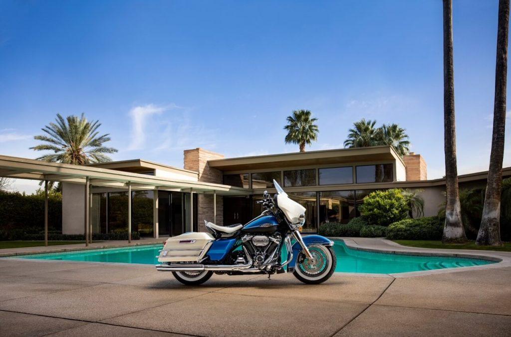 Harley Davidson Electric Glide Revival