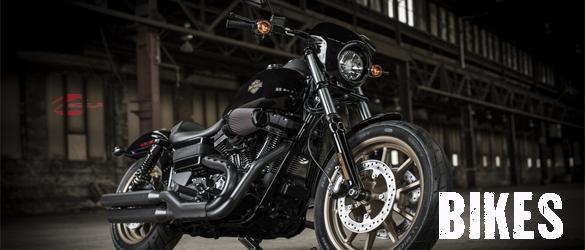Motos de ocasión de la marca Harley-Davidson